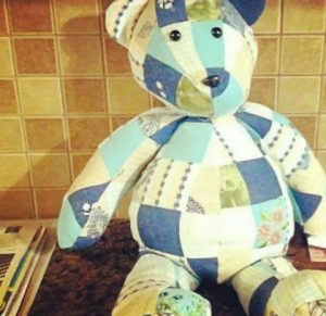 keepsake-bears | Mum On The Run | Cardiff | Spain